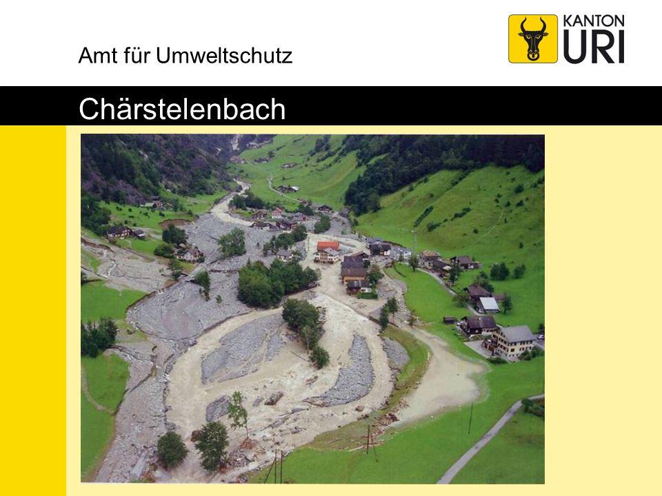 Amt für Umweltschutz Chärstelenbach