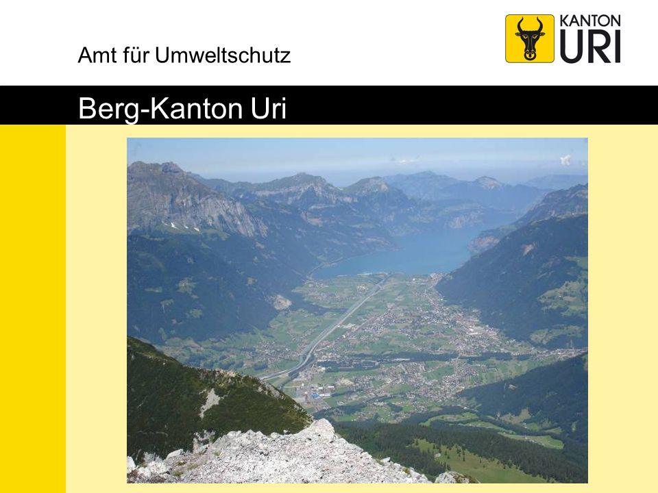 Amt für Umweltschutz Berg-Kanton Uri
