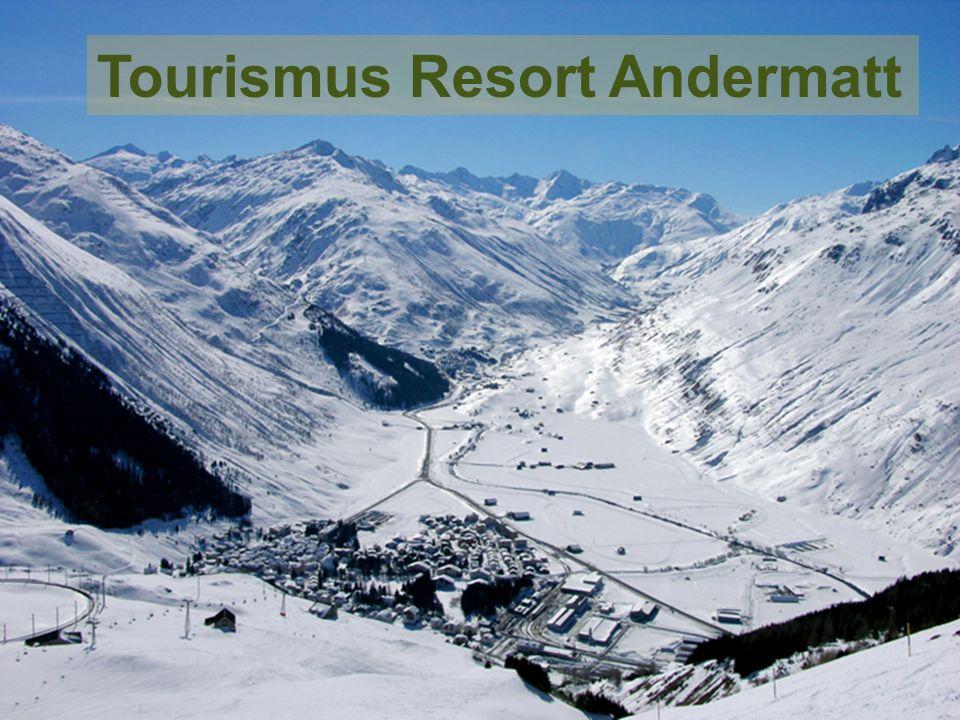 Amt für Umweltschutz Tourismus Resort Andermatt