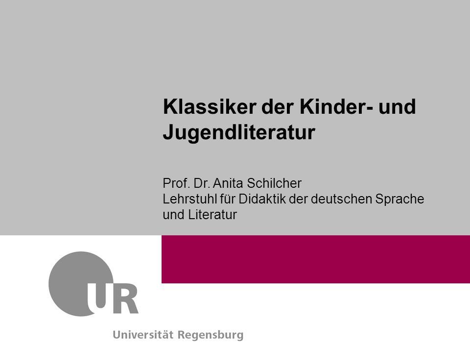 Prof. Dr. Anita Schilcher · Lehrstuhl für Didaktik der deutschen Sprachen und Literatur · Fakultät Sprach- und Literaturwissenschaften - 1/32 Dr. Max