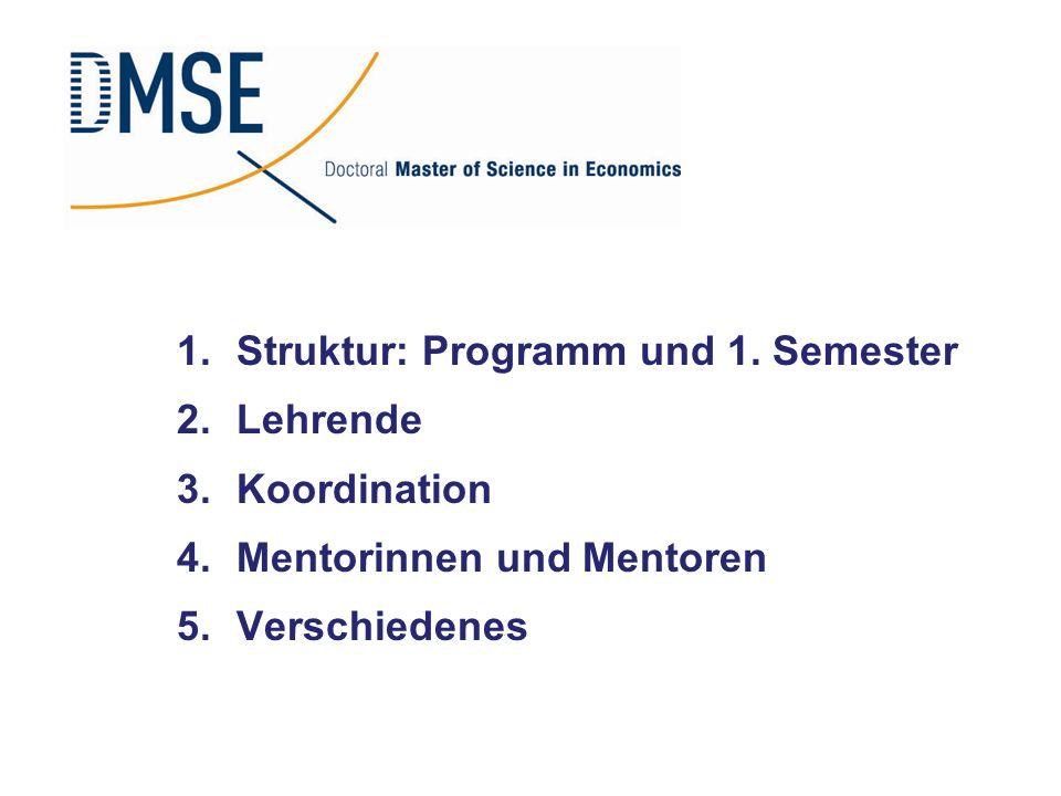 5.Verschiedenes (6/8) VWLer- Stammtisch einmal im Semester (Aushänge beachten) VWL- Forschungsseminar Mittwochs 13.15-14.45 in Raum 0.423 Info unter www.iwqw.wiso.uni-erlangen.de/ oder E-Mail-Verteiler bei sekretariat.wirtschaftspolitik@wiso.uni-erlangen.de www.iwqw.wiso.uni-erlangen.de/