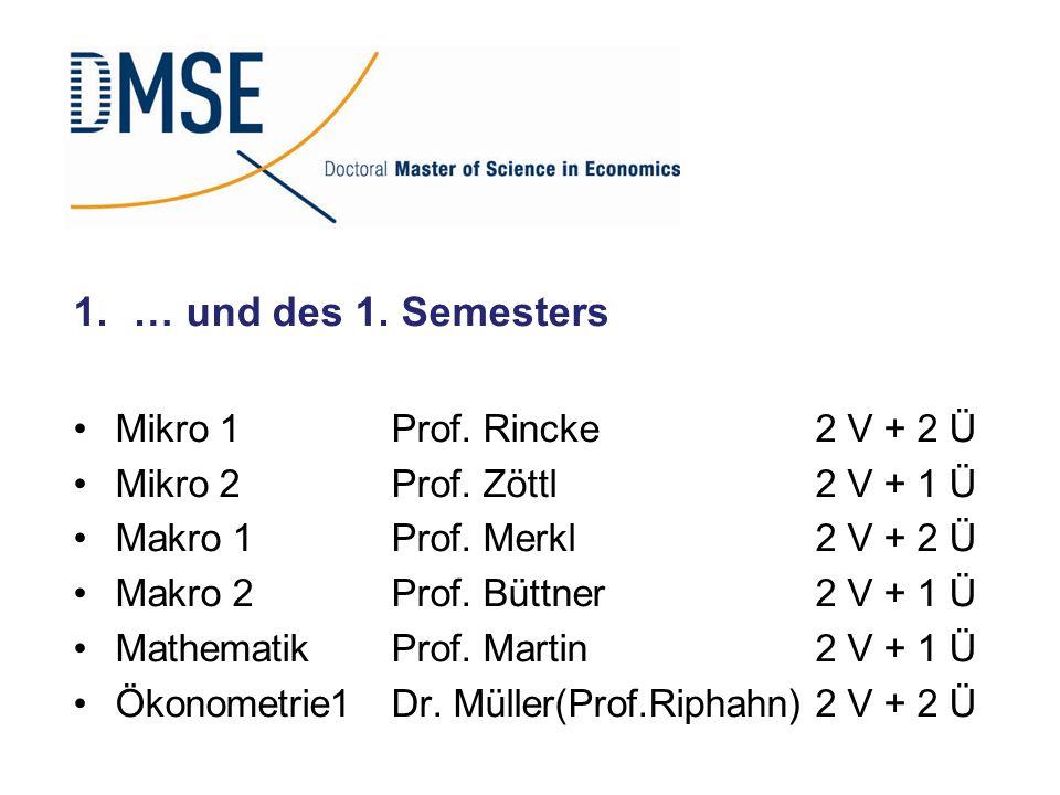 Prof.Dr. Matthias Wrede LS für Sozialpolitik Forschung: u.a.