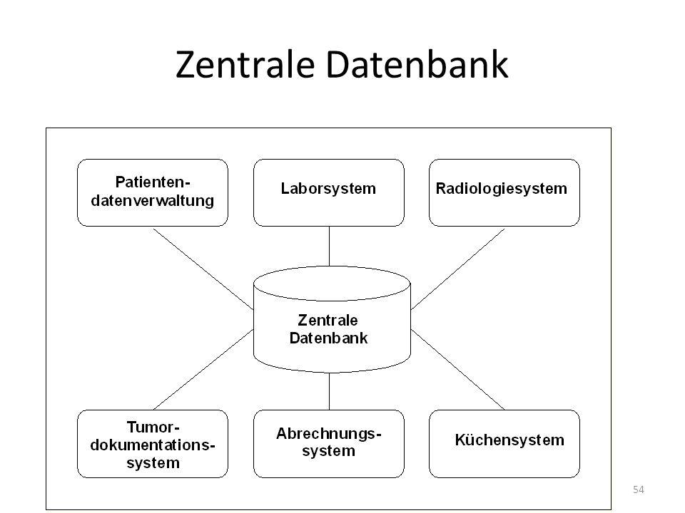 Zentrale Datenbank 54