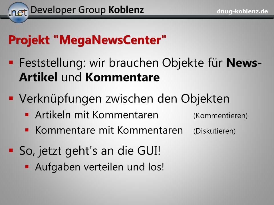dnug-koblenz.de Projekt
