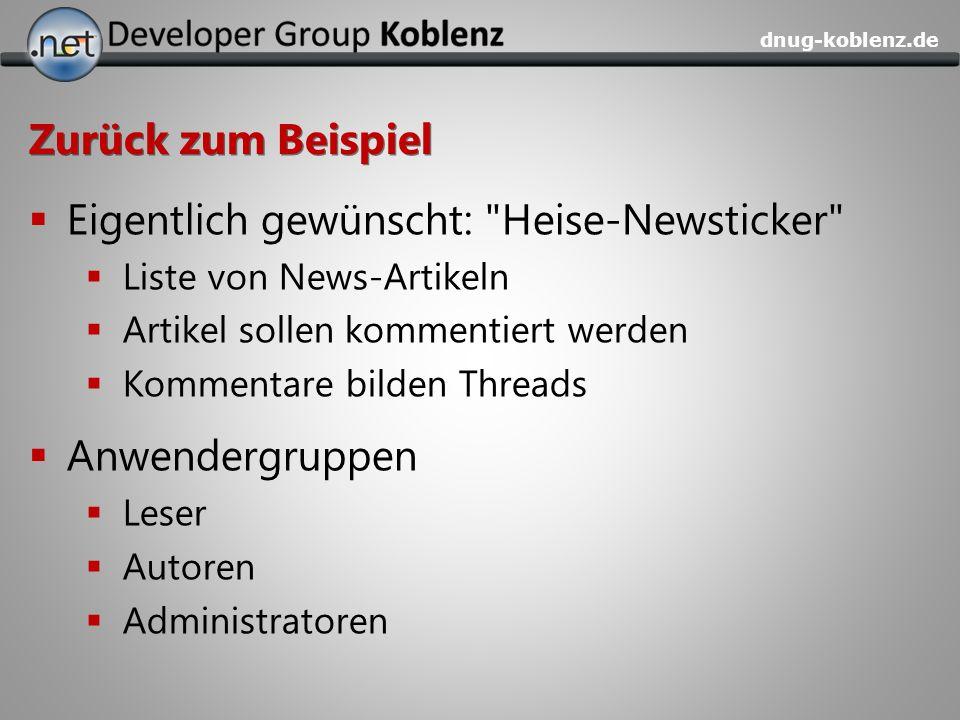 dnug-koblenz.de Zurück zum Beispiel Eigentlich gewünscht: