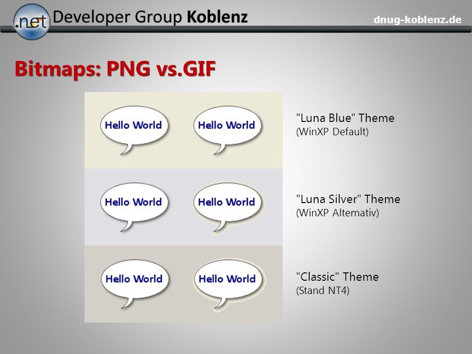 dnug-koblenz.de Bitmaps: PNG vs.GIF