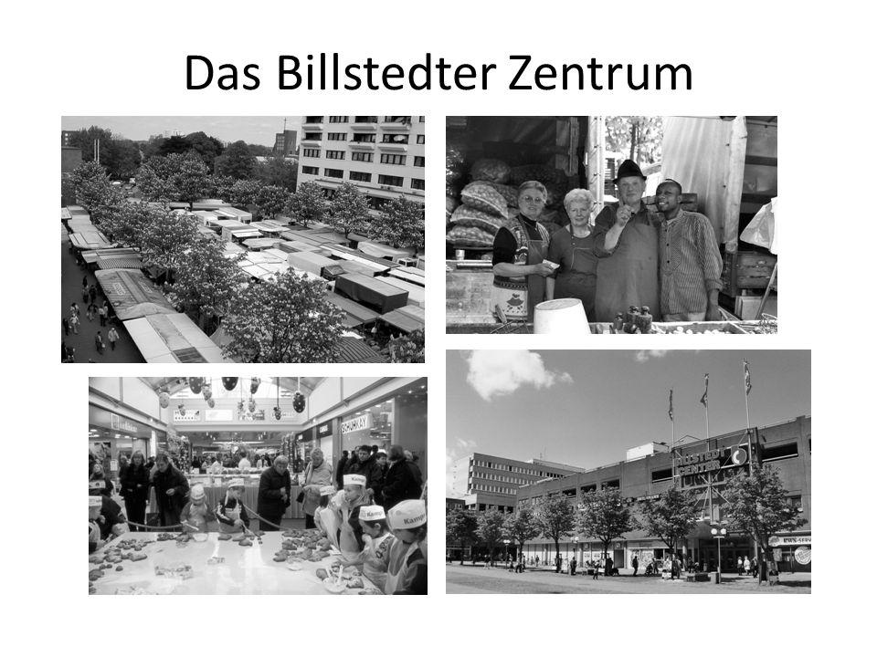 Das Billstedter Zentrum
