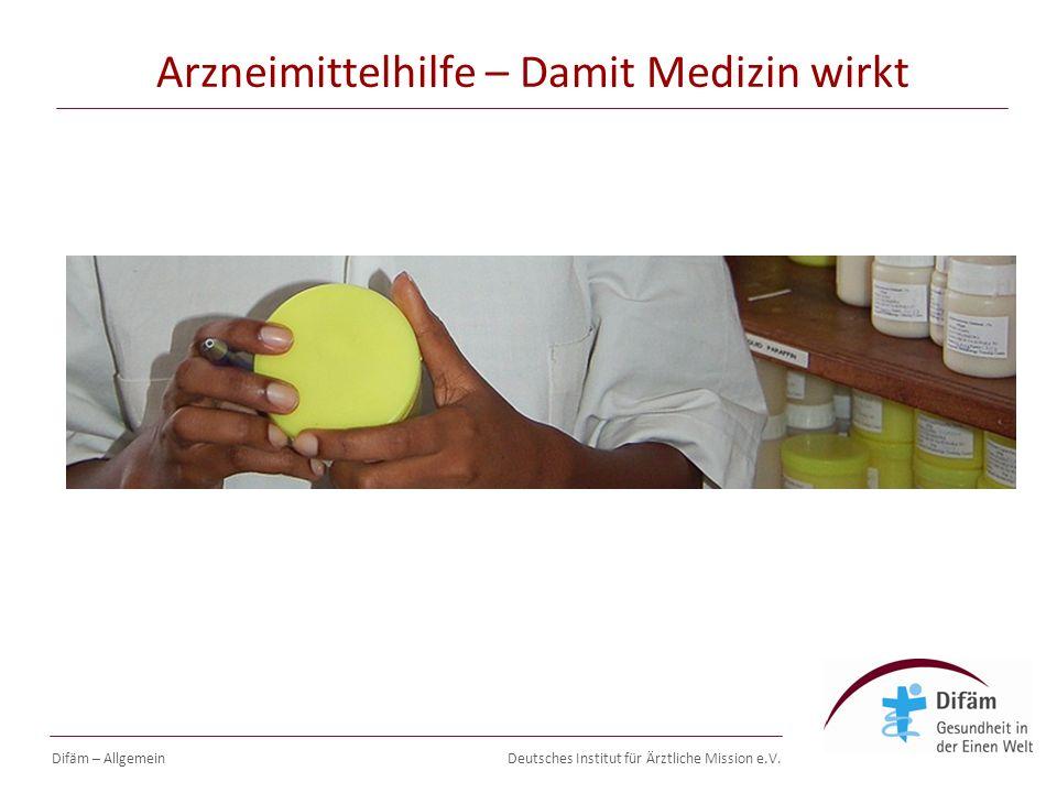 Deutsches Institut für Ärztliche Mission e.V.