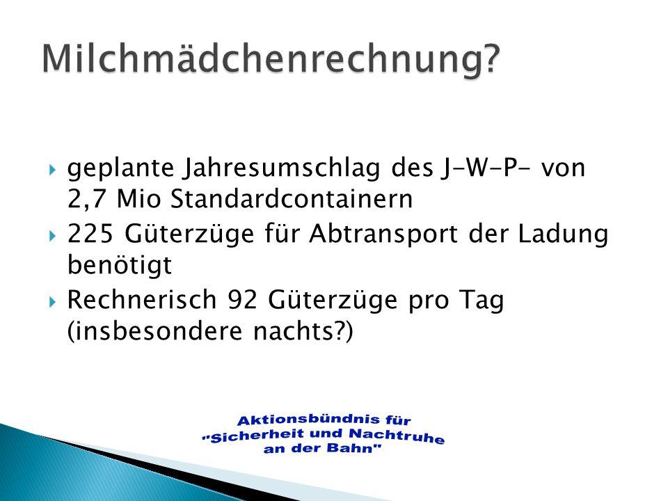 Lärmsanierung: Lärmminderung an bestehenden Bahnstrecken ohne Rechtsanspruch.