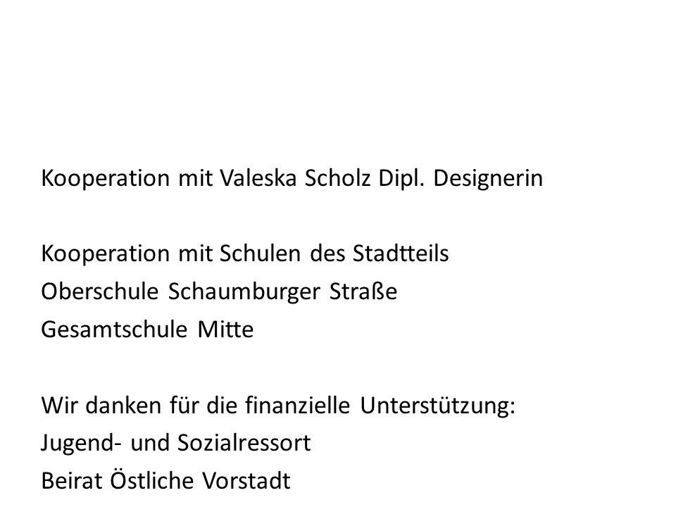 Kooperation mit Valeska Scholz Dipl.