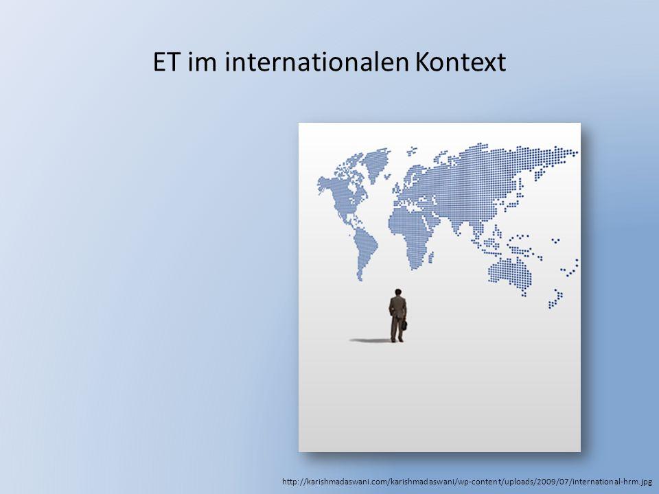 Ressourcen und Möglichkeiten für die Forschung, Lehre und Praxis der ET in Österreich http://www.wir-alle-gegen-gez.de/