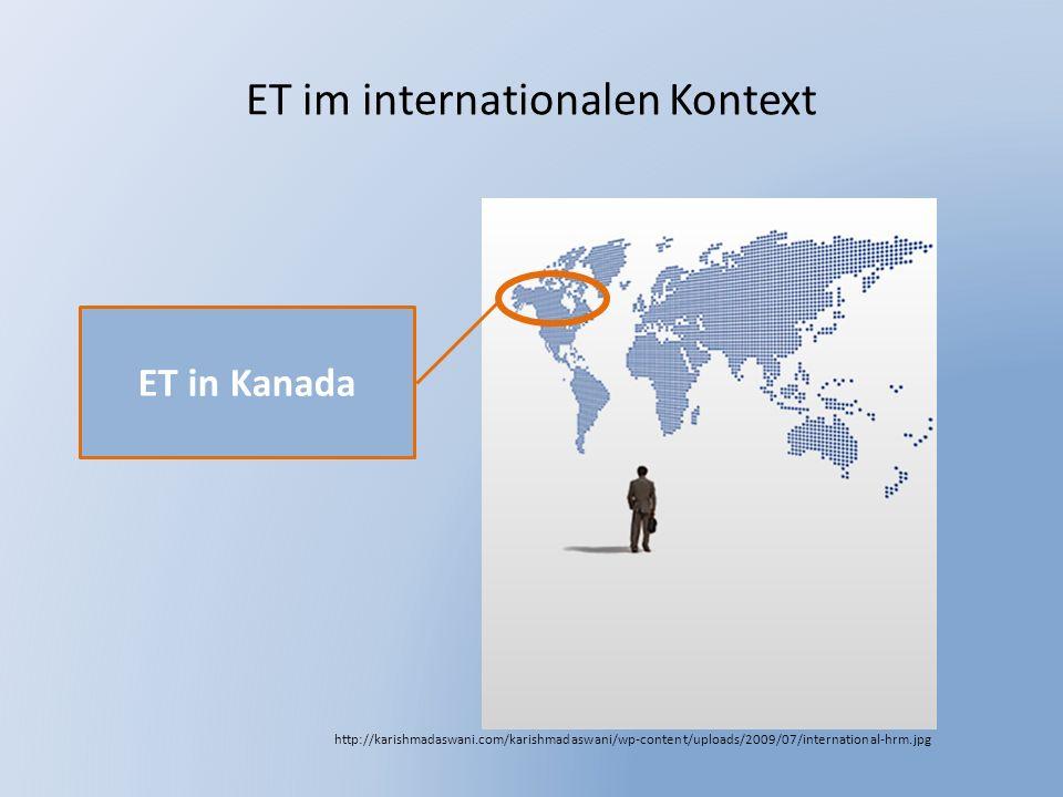 ET im internationalen Kontext http://karishmadaswani.com/karishmadaswani/wp-content/uploads/2009/07/international-hrm.jpg ET in Kanada