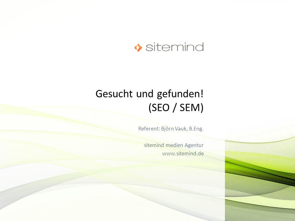 Begriffsdefinition SEO/SEM.Warum ist SEO/SEM für Sie wichtig.