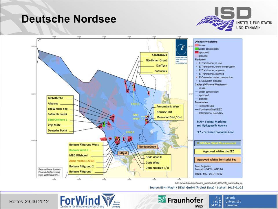 Deutsche Nordsee Rolfes 29.06.2012