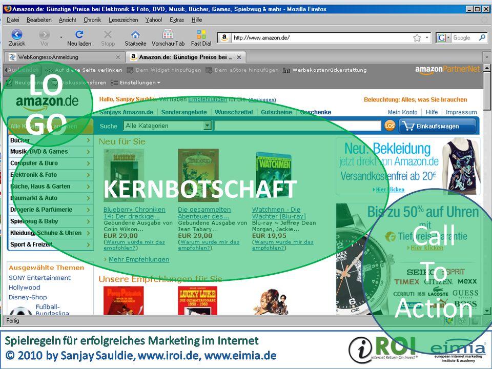 LO GO KERNBOTSCHAFT Call To Action