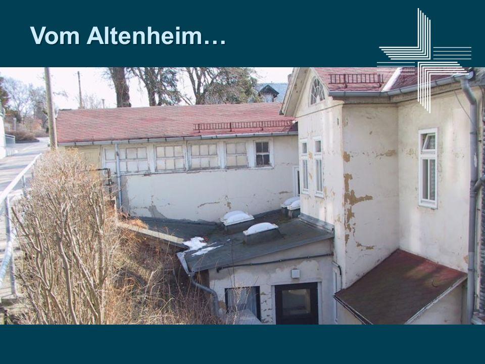 Vom Altenheim…