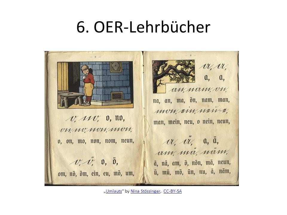 6. OER-Lehrbücher Umlauts by Nina Stössinger, CC-BY-SAUmlautsNina StössingerCC-BY-SA