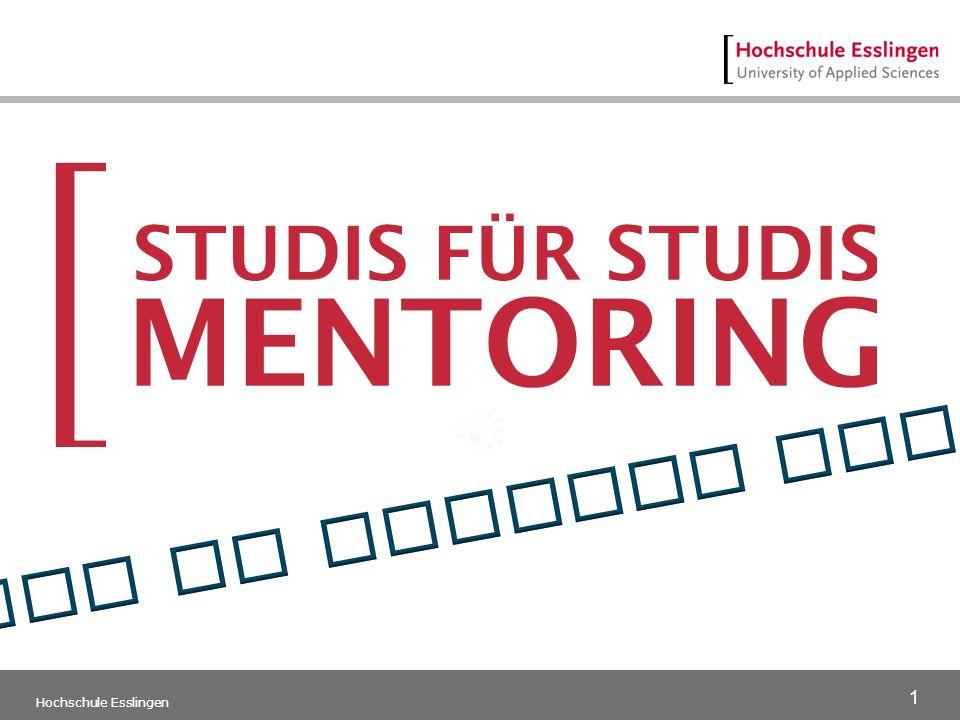 1 Hochschule Esslingen