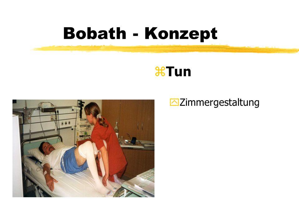 Bobath - Konzept z Tun yZimmergestaltung