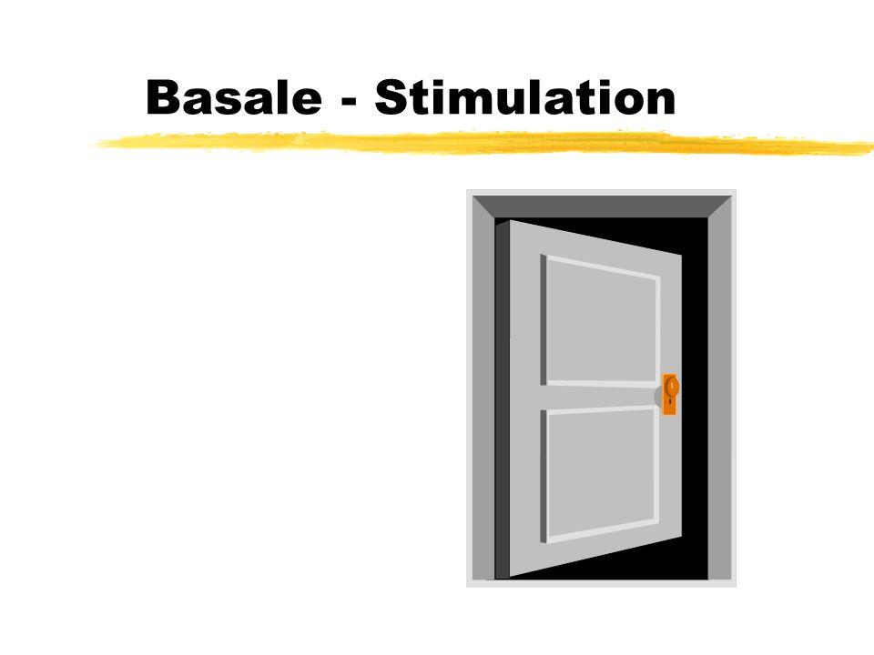 Basale - Stimulation