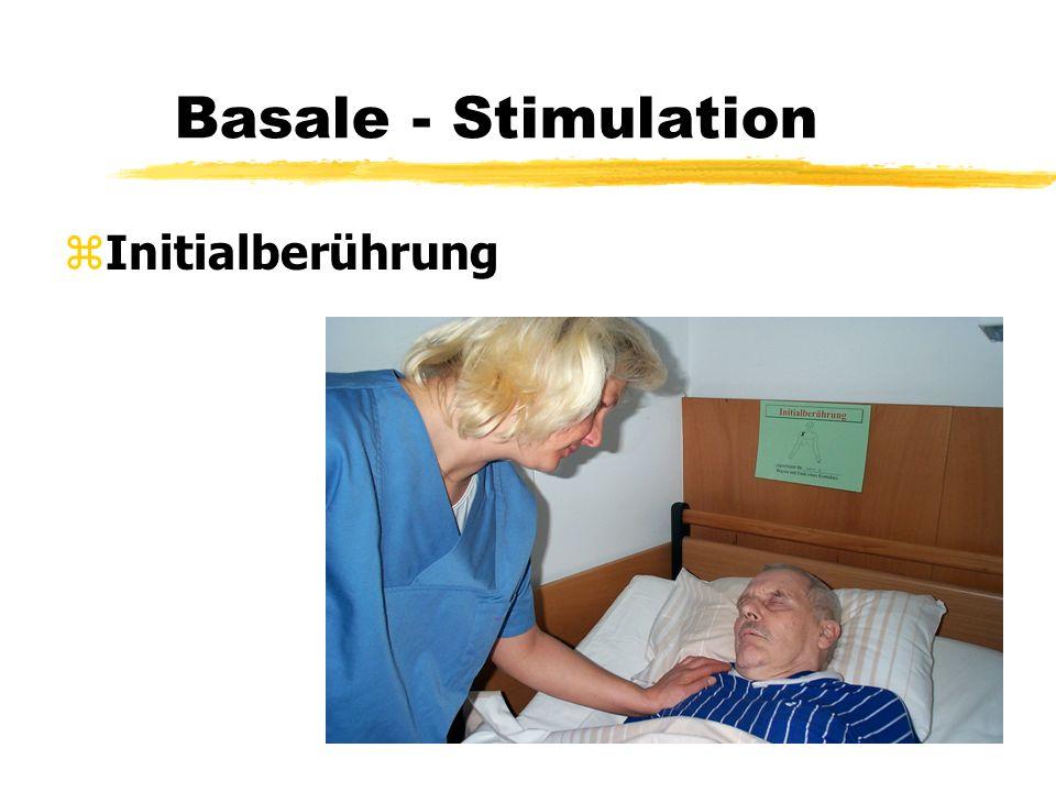 Basale - Stimulation zInitialberührung