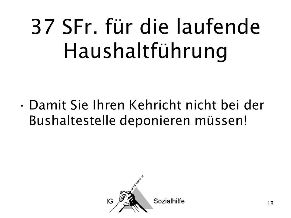 18 37 SFr.