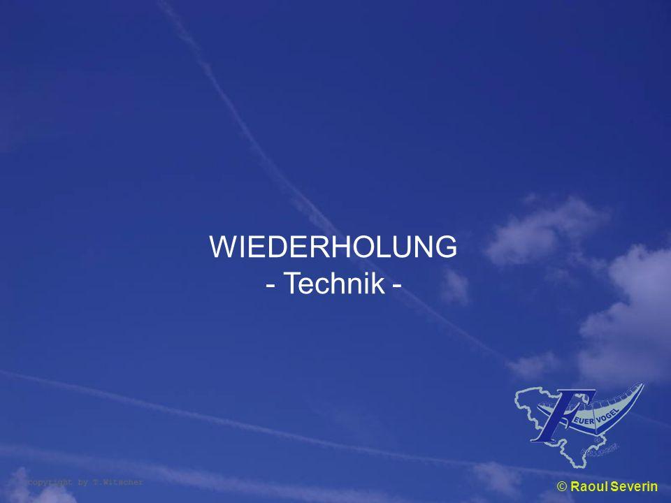 © Raoul Severin WIEDERHOLUNG - Technik -
