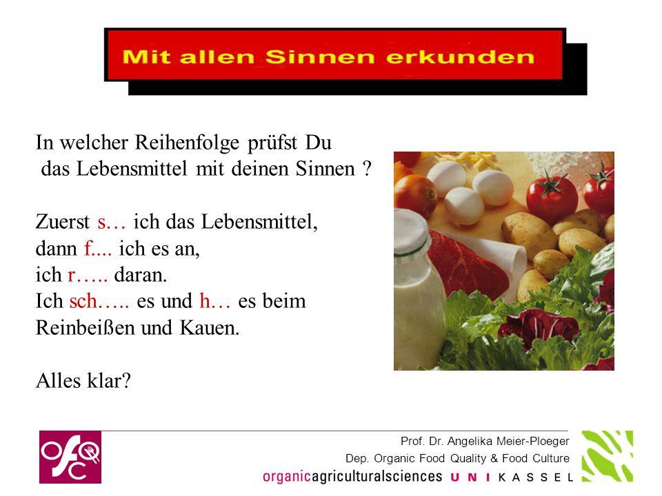 Prof.Dr. Angelika Meier-Ploeger Dep.