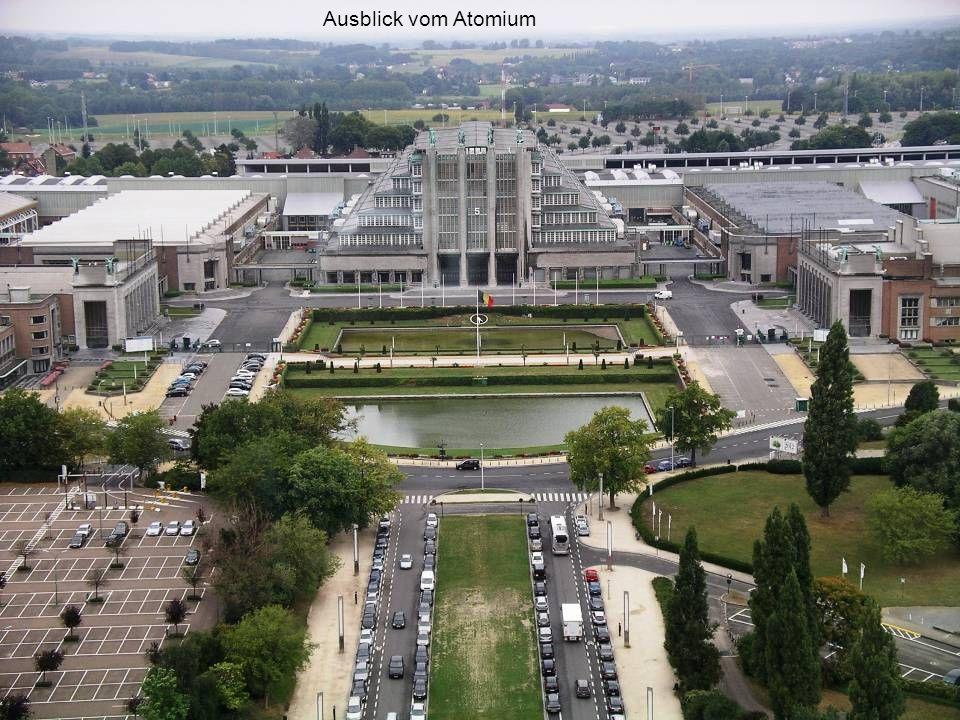 Akademie für Ältere Heidelberg Name BrüsselAfÄ9 Ausblick vom Atomium