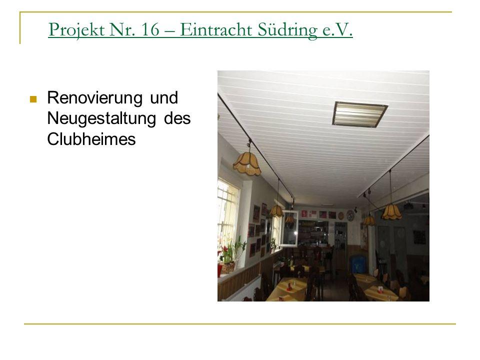 Projekt Nr. 14 – Bildung bewegt e.V. Lärmdämmung durch Akustikplatten im Kitabereich