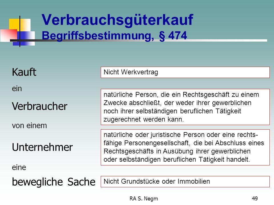 RA S. Negm48 Haftungsbeschränkungen durch AGB? § 309 Nr. 7 BGB n.F. erklärt einen Ausschluss oder eine Begrenzung der Haftung für Schäden aus der Verl