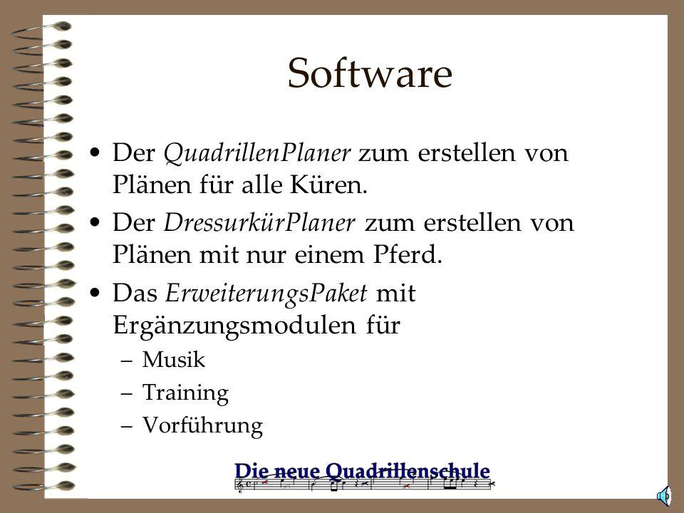 Die Produktgruppen Software –Die Editoren –Das Erweiterungspaket –Der Viewer –Software für spezielle Zielgruppen (Bewertung, TV etc...) Inhalte –Dress