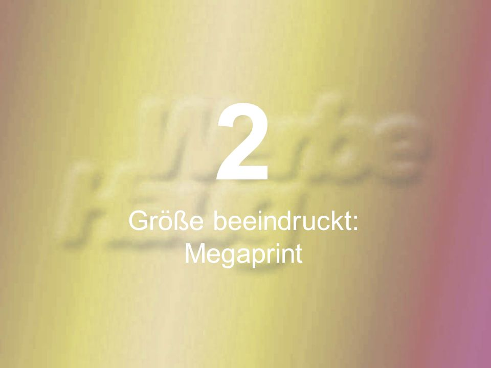 Bandenwerbung für das ZDF.Spaten-Display als POS-Stopper.