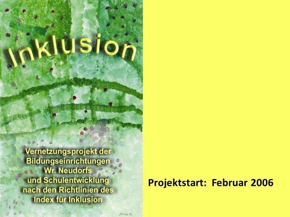 Projektstart: Februar 2006
