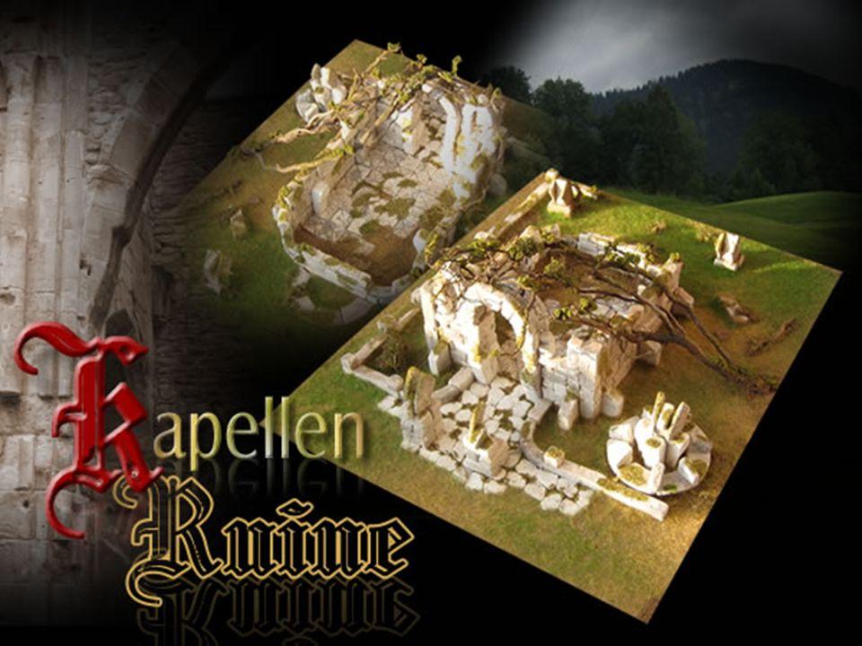 Von unseren Ruinen-Bausteinen werden Sie ebenfalls begeistert sein! Für den Krippenbau, Fantasy-Tabletop-Games, LGB, 1:35, Spur 0 und ähnliche...