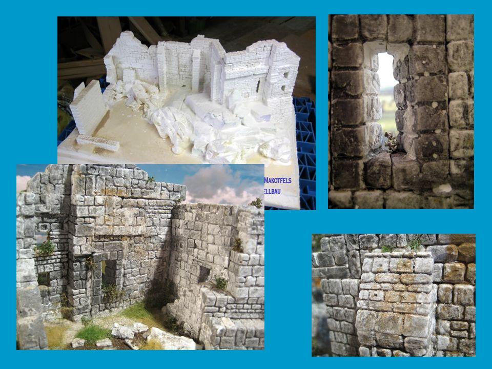 Unsere Bausteine sind ebenfalls für die Dekoration von Terrarien geeignet...
