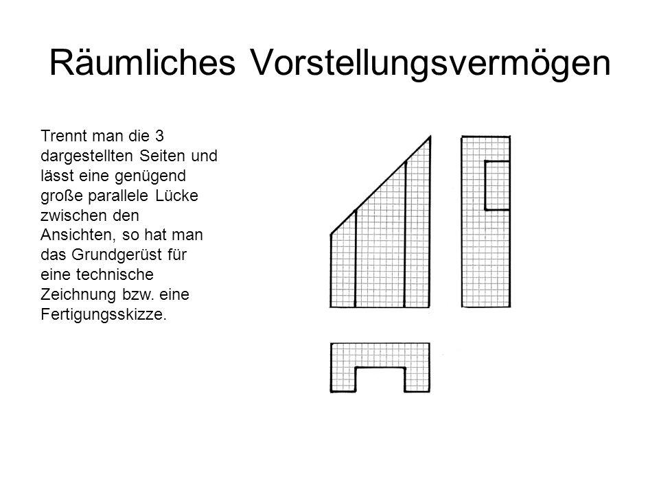 Kantenzustand an Bauteilen Neben den Überhängen und Übergängen sind auch Abtragungen an den Kanten möglich.