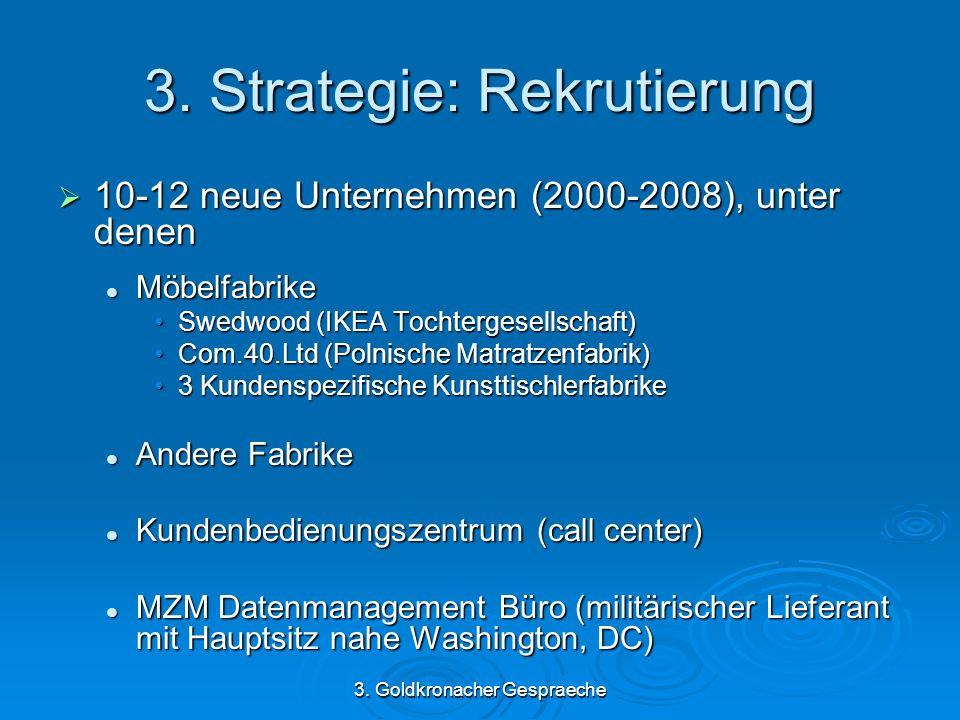 3. Goldkronacher Gespraeche 3.