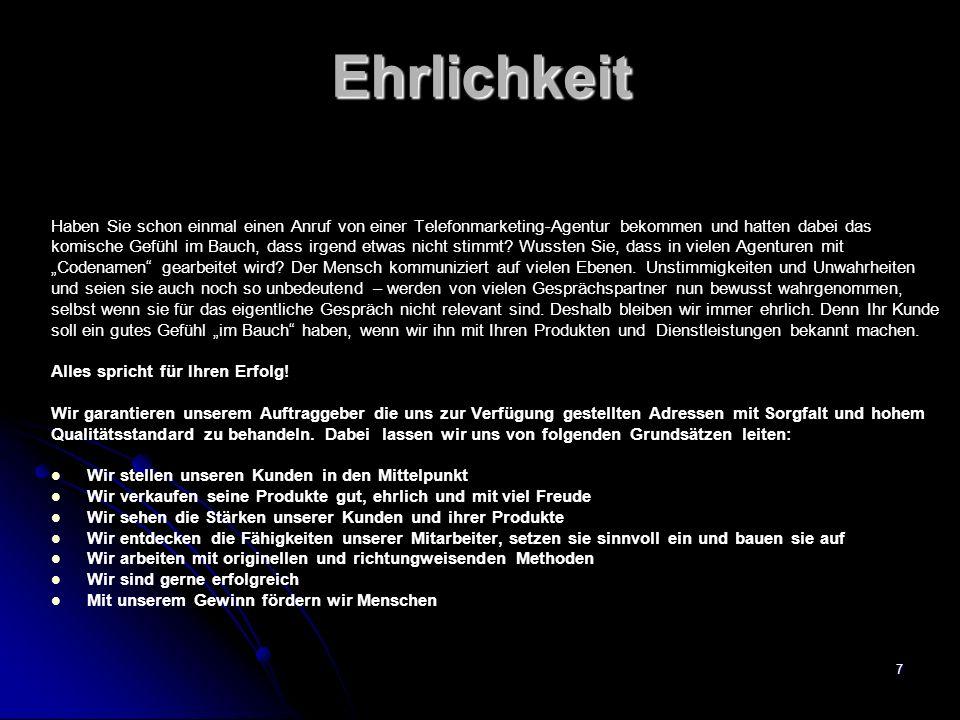 8 Kontakt Easy Business Services Geschäftsleitung Marcus Michael Riehle Beethovenstrasse 46 48165 Münster Tel.