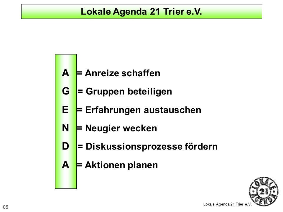 07 Lokale Agenda 21 Trier e.V.