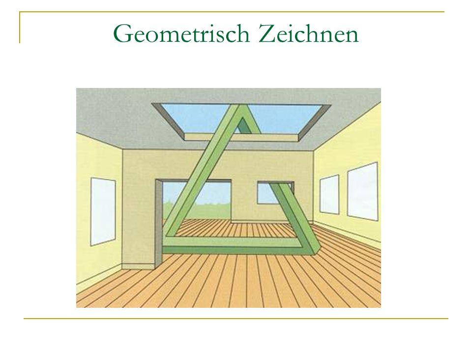 Geometrisch Zeichnen