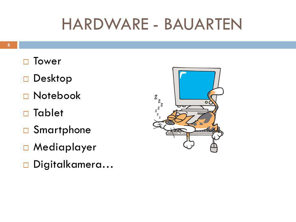 HARDWARE - BAUARTEN Tower Desktop Notebook Tablet Smartphone Mediaplayer Digitalkamera… 5