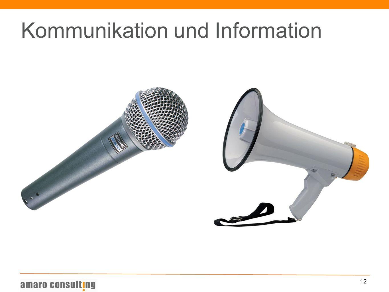 12 Kommunikation und Information