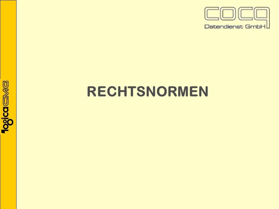 RECHTSNORMEN