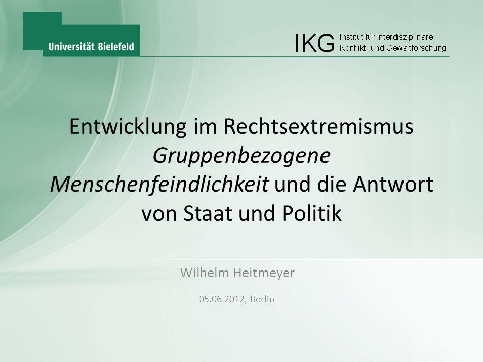 IKG Perspektive: Soziologische Rechtsextremismusforschung