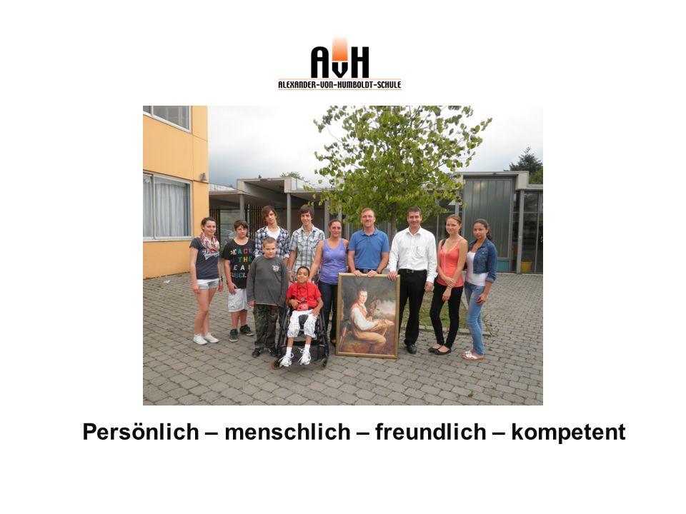 Die einzige Mittelstufenschule in Gießen