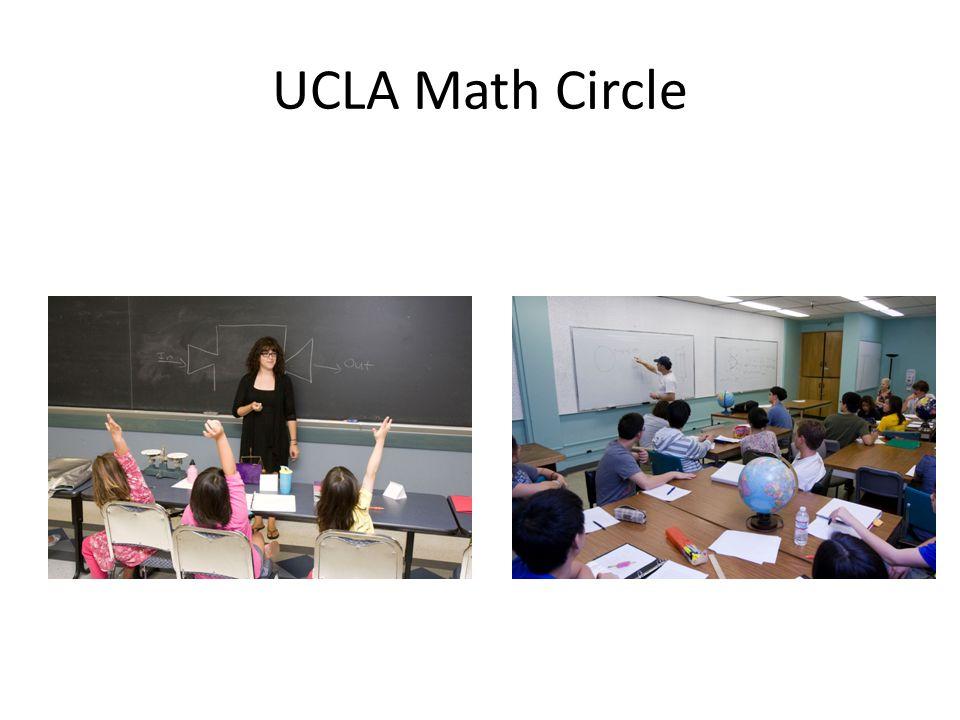 UCLA Math Circle