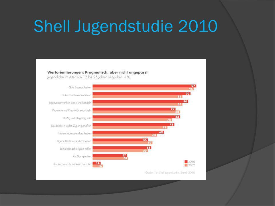 Shell Jugendstudie 2010