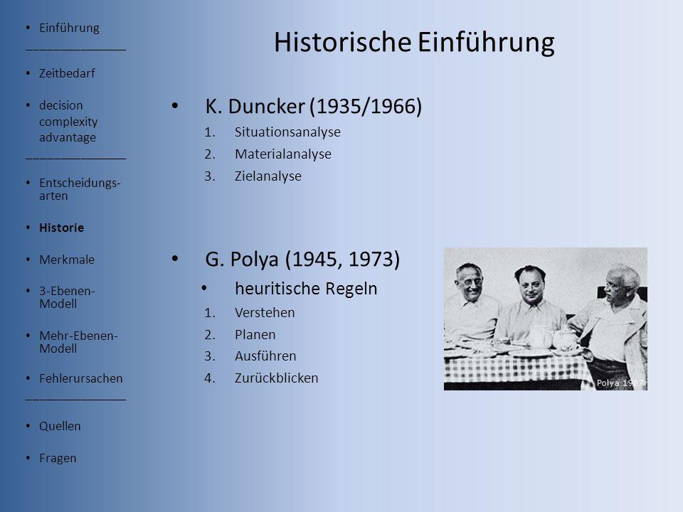 Historische Einführung K.