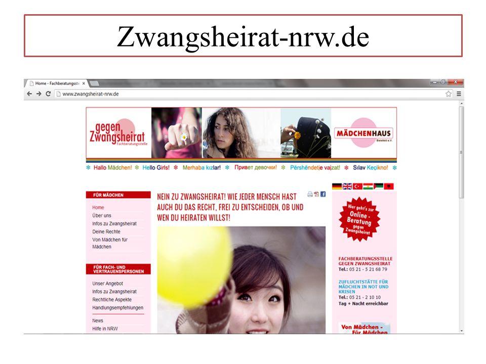 Zwangsheirat-nrw.de
